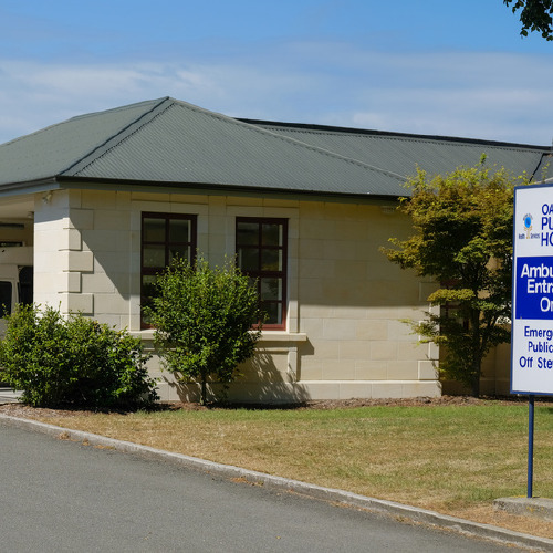 Waitaki Hospital Services Exterior