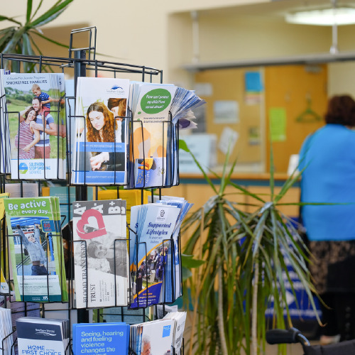 Patient and visitor information at Waitaki District Health Services